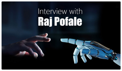 Interview With Raj Pofale