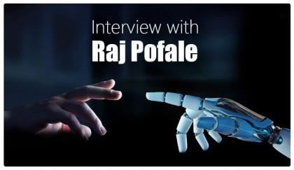 Interview With Raj Pofale